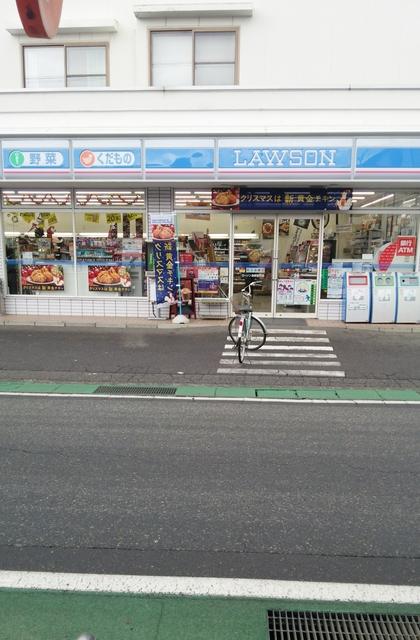 ローソン長野富竹店