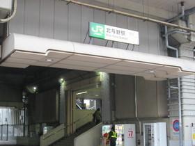 北与野駅(JR 埼京線)