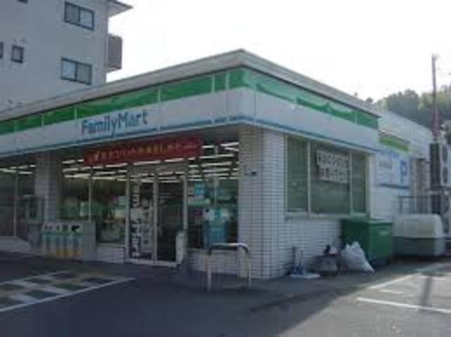 ファミリーマート神鉄谷上駅前店