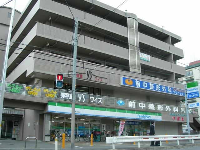 ファミリーマート吹田山田西店