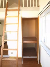 収納スペースあります