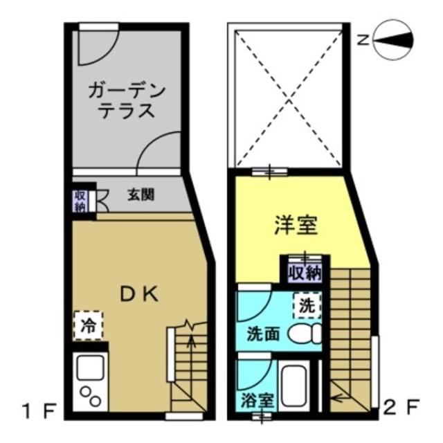 DK8.5 洋室5帖