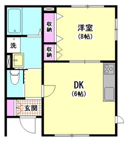 メゾン ノーヴァ 101号室