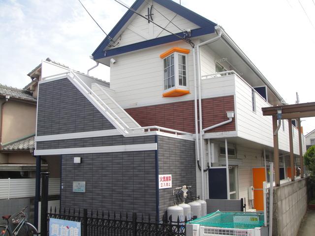 神戸市西区王塚台1丁目の賃貸アパート