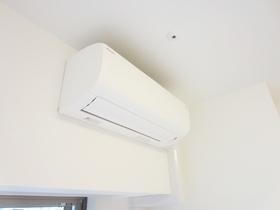 エアコンも完備のお部屋です!