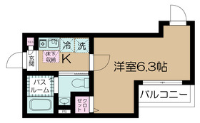 フェリーチェ梅屋敷�U 104号室