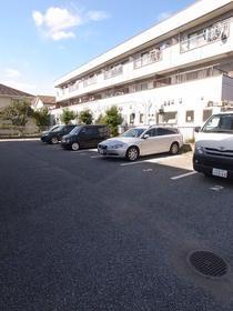 敷地内に駐車場あり♪