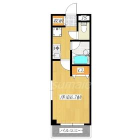 2面採光の角部屋!広さ設備共に充実☆お得なお家賃も魅力です♪