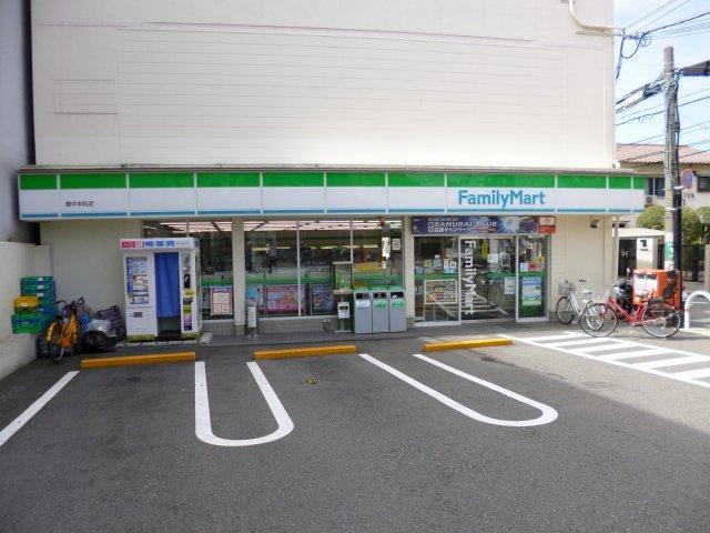 ファミリーマート豊中本町店