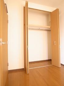 収納多いお部屋なので、物持ちの方も安心。