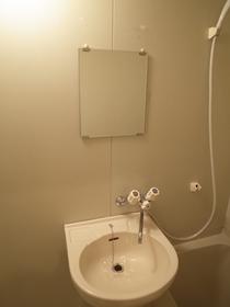 洗面スペース!
