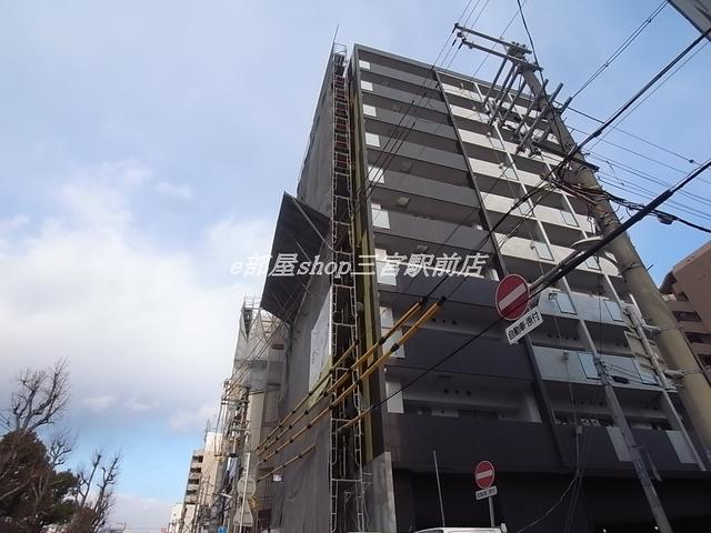 神戸市中央区東雲通1丁目の賃貸マンション