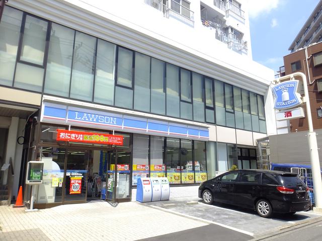 ローソン国府台駅前店
