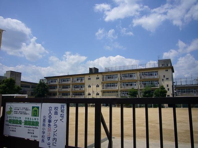 池田市立北豊島小学校