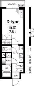 リブリ・K&W上池台 202号室