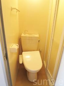 ☆ウォシュレット付きのトイレです☆
