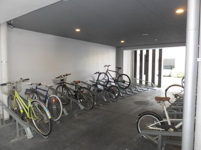 スカイコート蒲田ガーデン駐車場