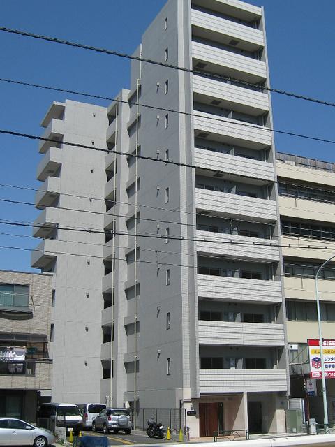 スカイコートルーベンス西早稲田外観