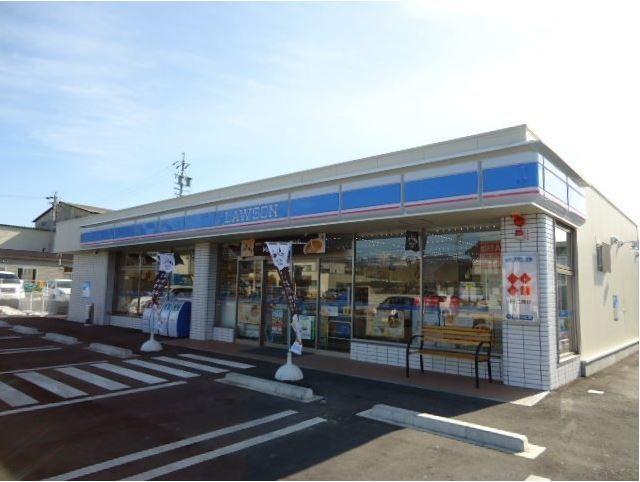 ローソン上田古里店