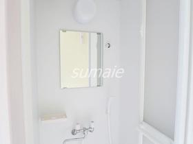 シャワールーム鏡あります!!