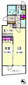 シャルール西五反田 102号室