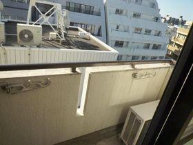 6階からの眺めは‥