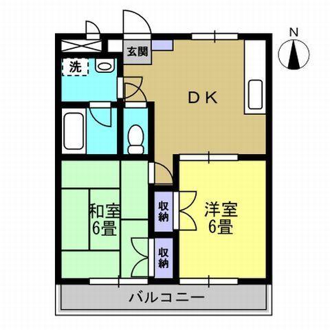 DK6 洋6 和6(反転タイプ)