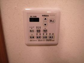 あると便利な浴室乾燥機付き