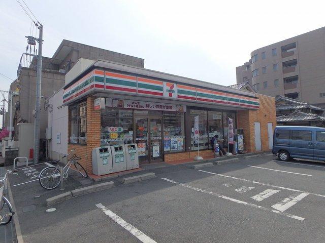 セブンイレブン 満寿美町店