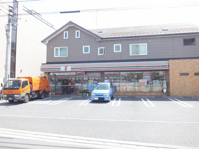 セブンイレブン船橋夏見台店