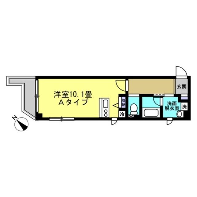 洋室10.1帖