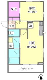 仮称)大田区新蒲田3丁目シャーメゾン 301号室