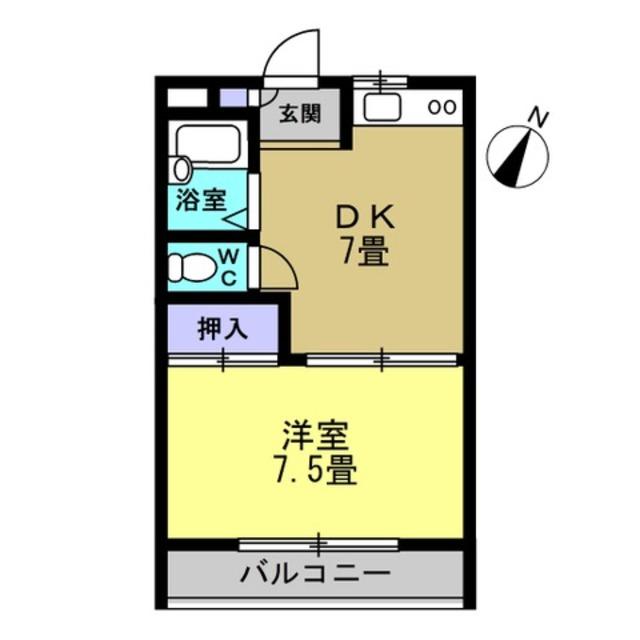 洋7.5帖 DK7帖