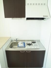 システムキッチン完備☆