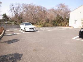 とめやすい駐車場♪