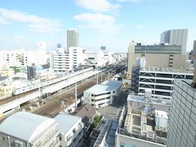 船橋駅が目の前!