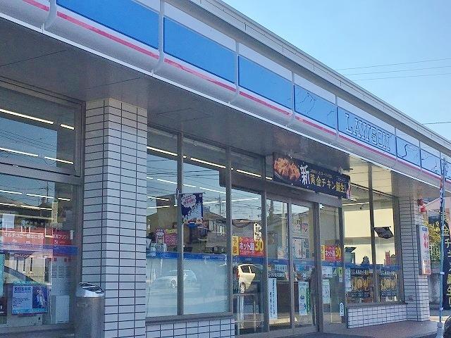 ローソン佐久花園町店