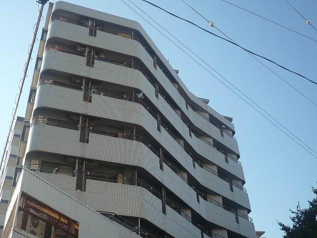 神戸市兵庫区東山町4丁目の賃貸マンション