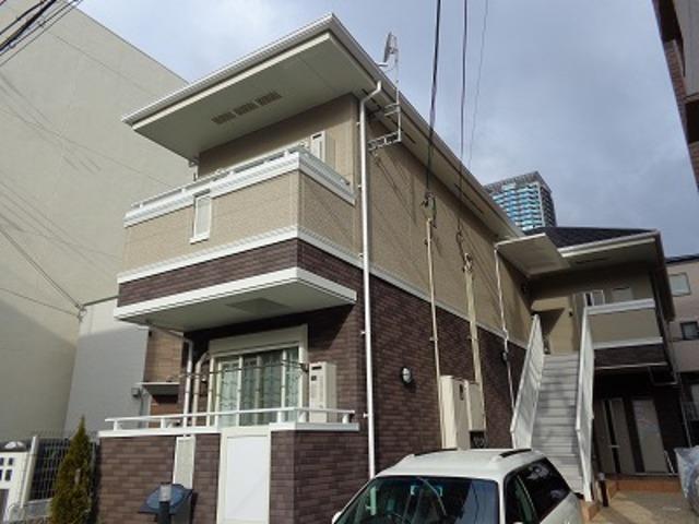 神戸市中央区神若通6丁目の賃貸アパート