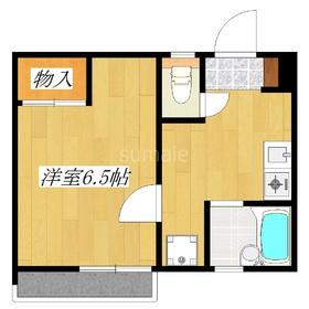 バス・トイレ別!室内洗濯機置場!防音性の高い鉄筋コンクリート造です☆彡