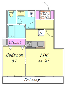 コモーダ大森南 202号室