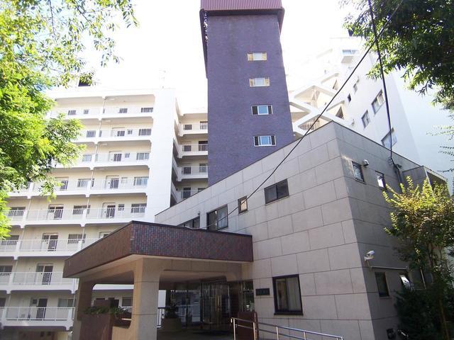 マンション恵比須苑の外観画像