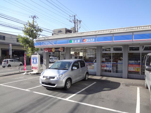 ローソン本中山店