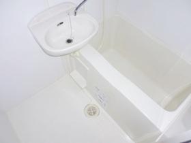 清潔感あるバスルーム!