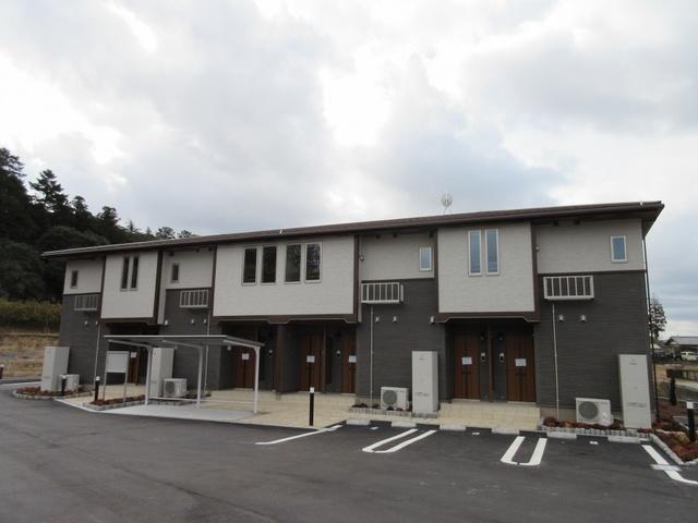 神戸市北区八多町 下小名田の賃貸アパート