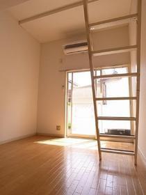 日当たりが良いのもいいお部屋の条件です。