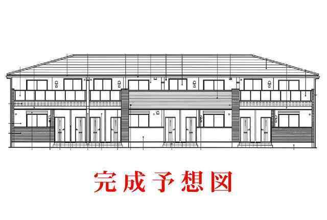 神戸市北区有野町 二郎の賃貸アパート