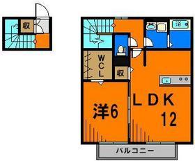 1階が玄関のタイプの間取りです♪