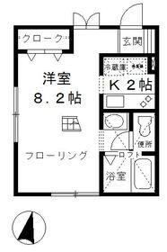 イースト・ワン 203号室