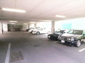 駐車しやすい駐車場